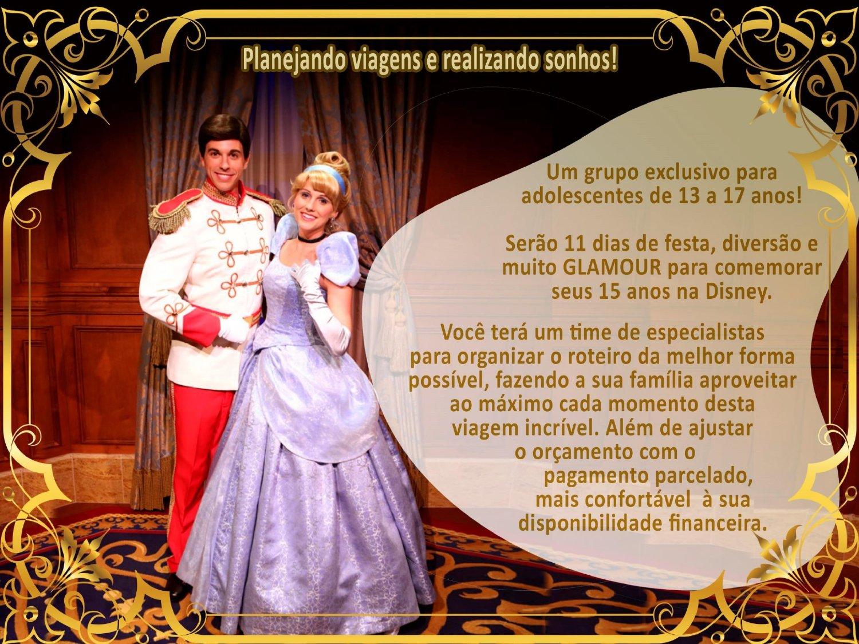 Grupo Sonho de Princesa - Disney Orlando Julho 2022 16