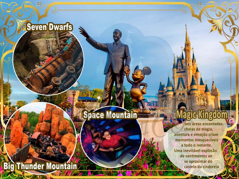 Grupo Sonho de Princesa - Disney Orlando Julho 2022 7