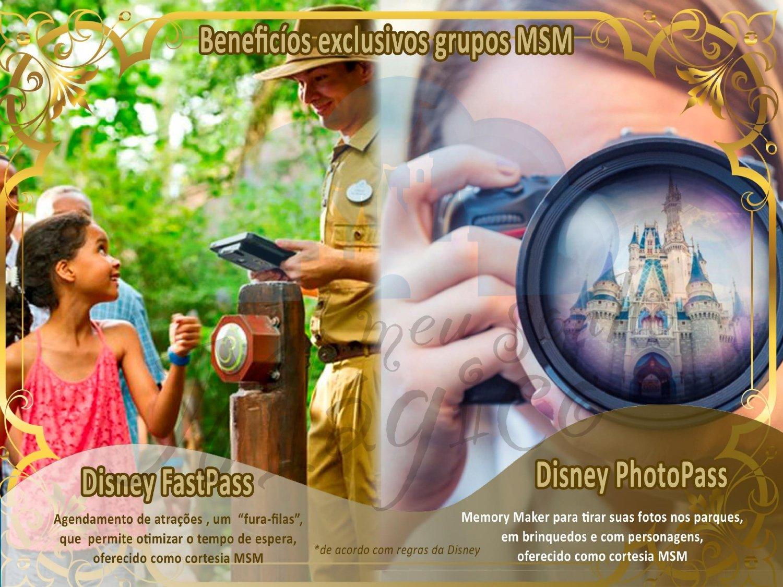 Grupo Sonho de Princesa - Disney Orlando Julho 2022 9