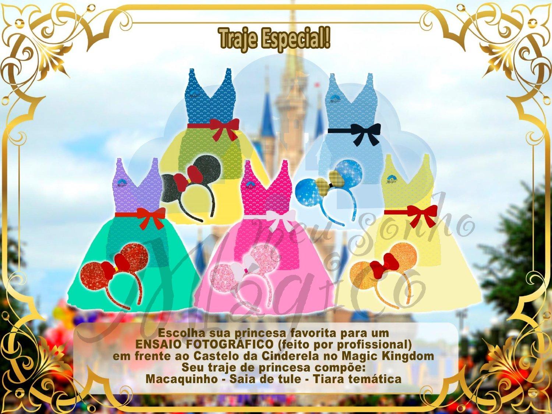 Grupo Sonho de Princesa - Disney Orlando Julho 2022 27
