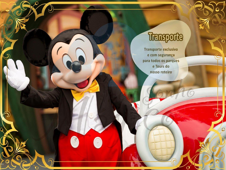 Grupo Sonho de Princesa - Disney Orlando Julho 2022 4