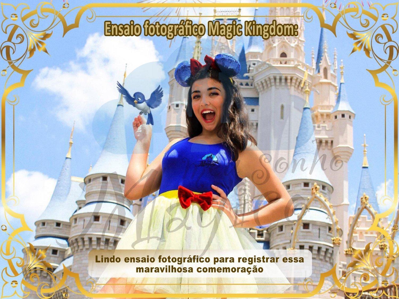 Grupo Sonho de Princesa - Disney Orlando Julho 2022 13