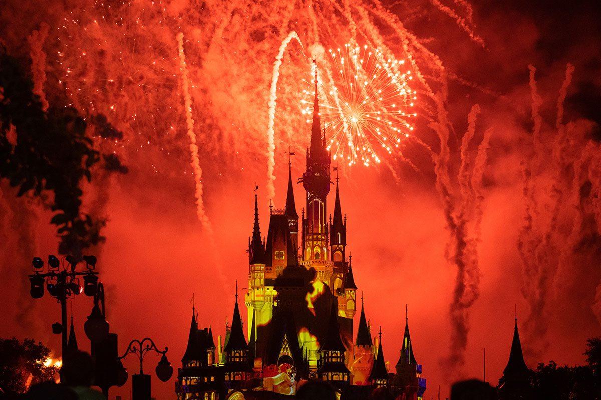 Os Shows e Paradas de Halloween da Disneyland Tokyo 20