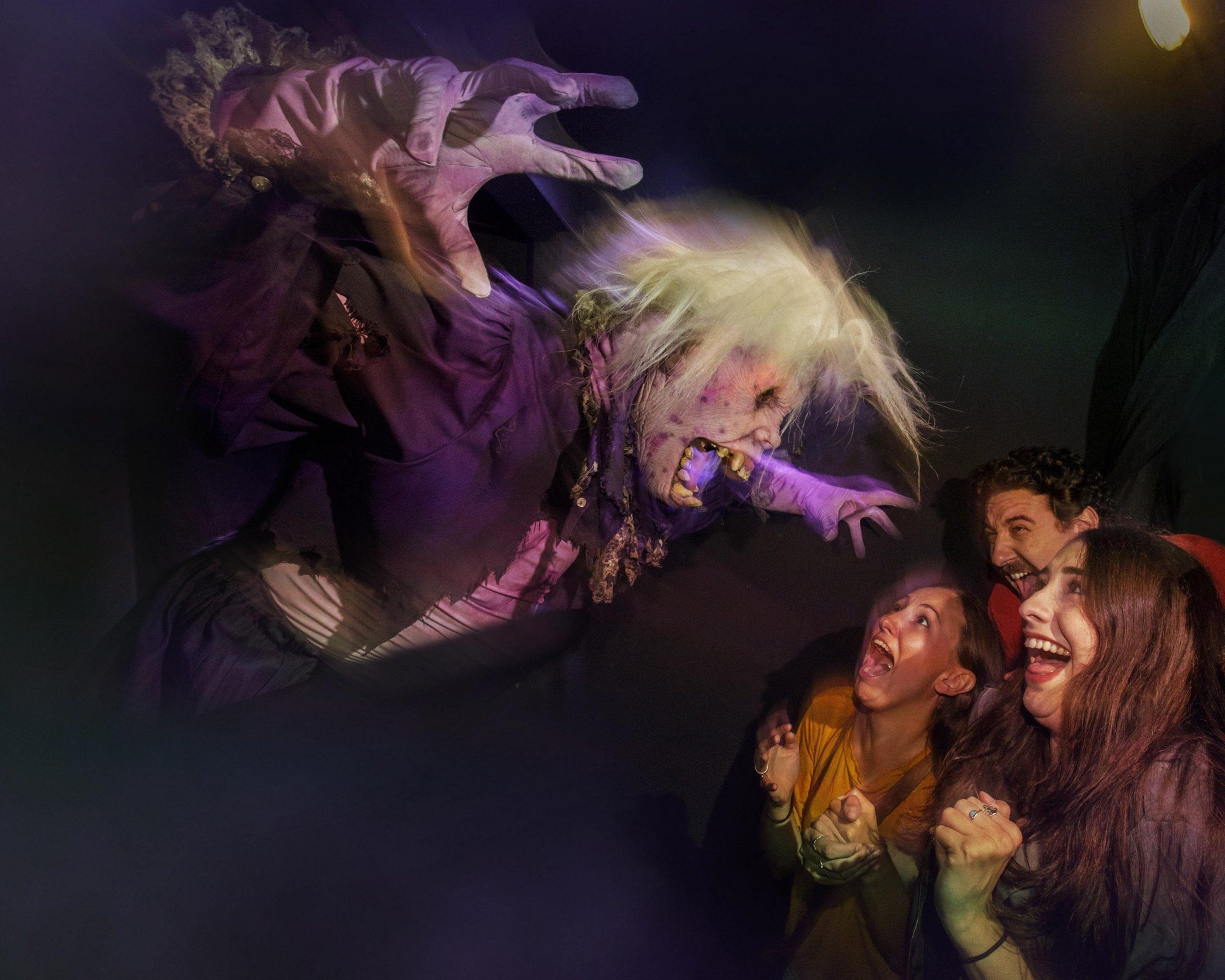 Saiba quais são as Casas de terror  na festa de Halloween da Universal 4