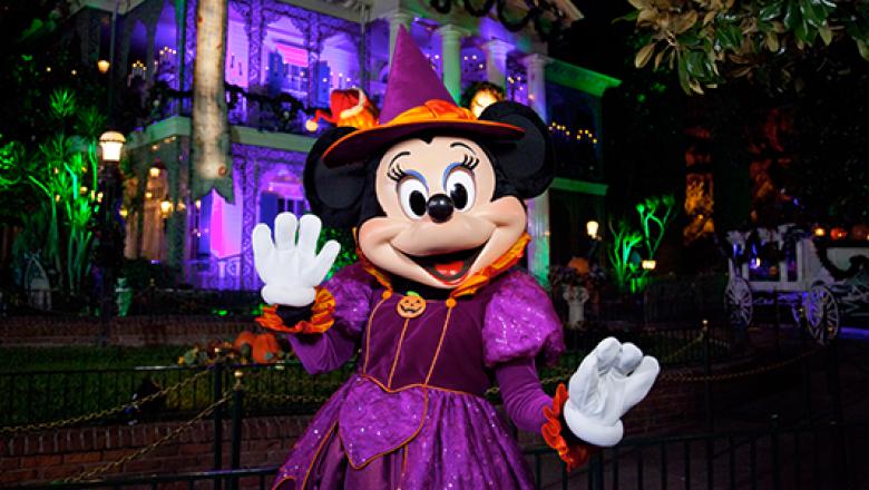 Tudo sobre a festa de Halloween da Disneyland Califórnia 6