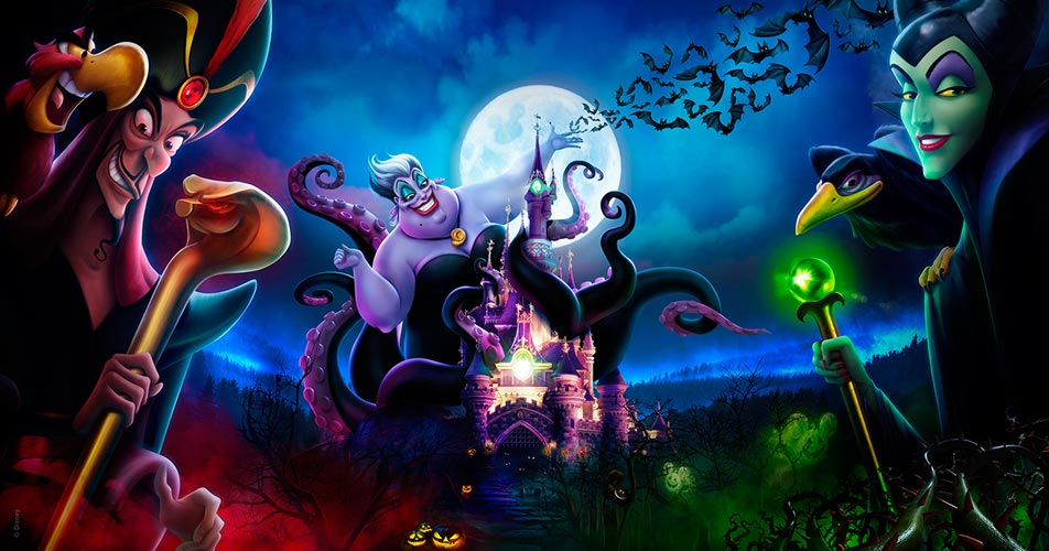 Conheça a festa de Halloween da Disneyland Paris 10