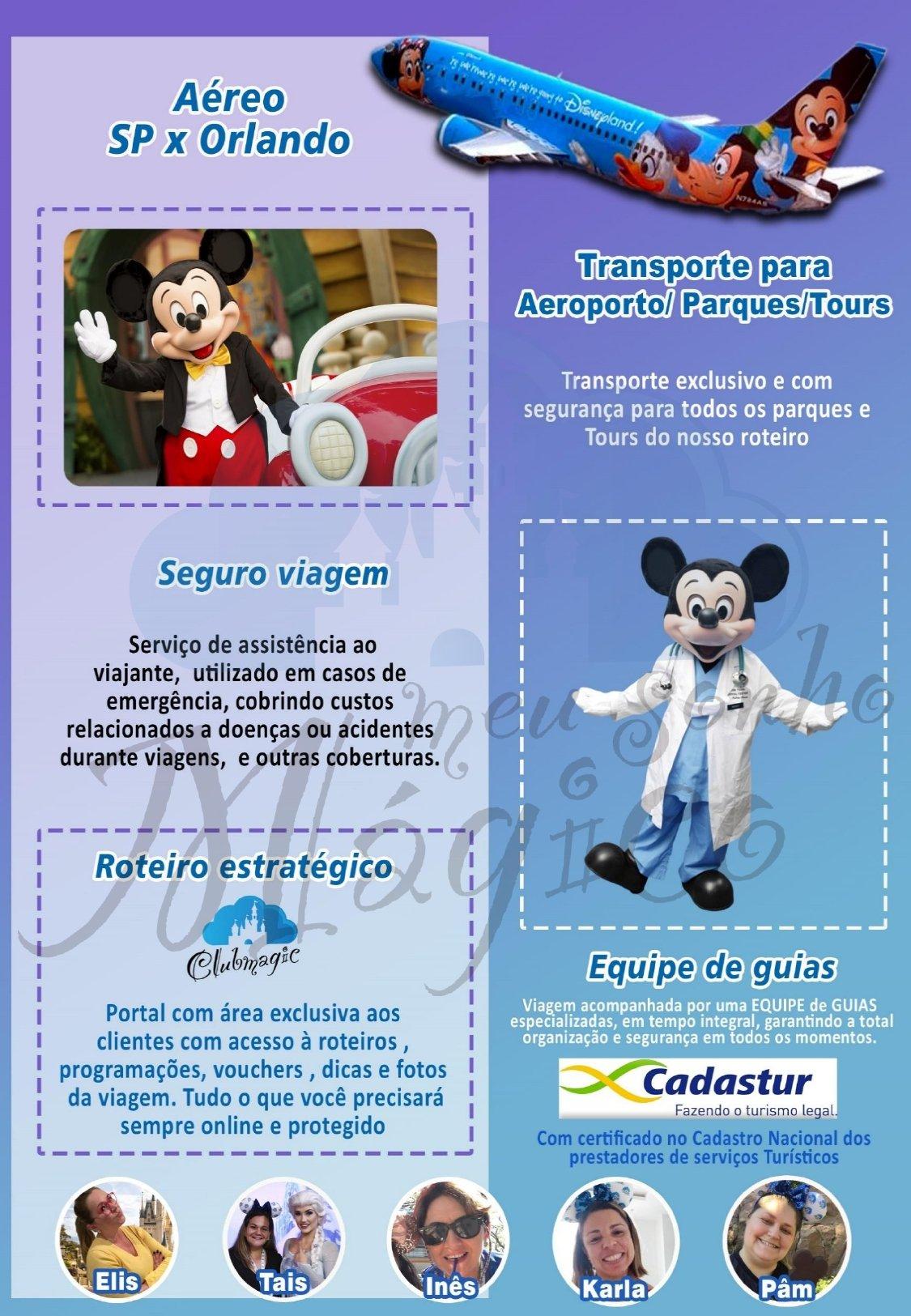 Grupo Family Natal - Disney Novembro 2022 7