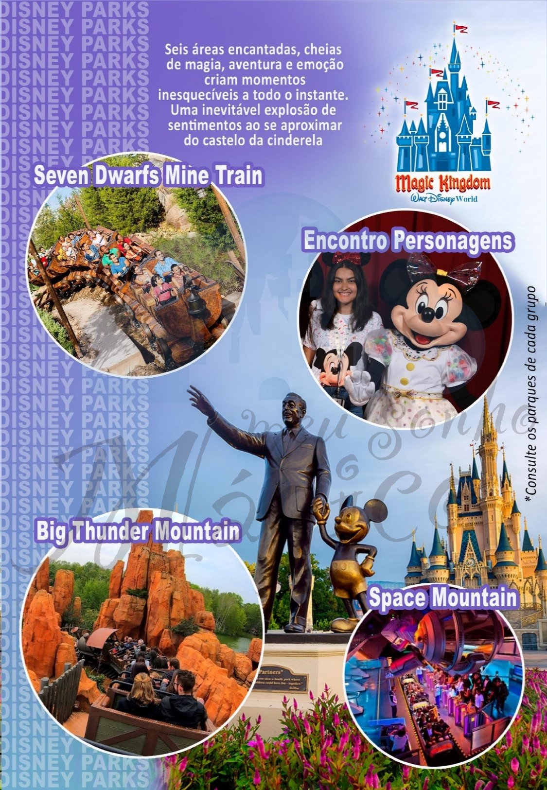Grupo Family Verão - Disney Julho 2022 8