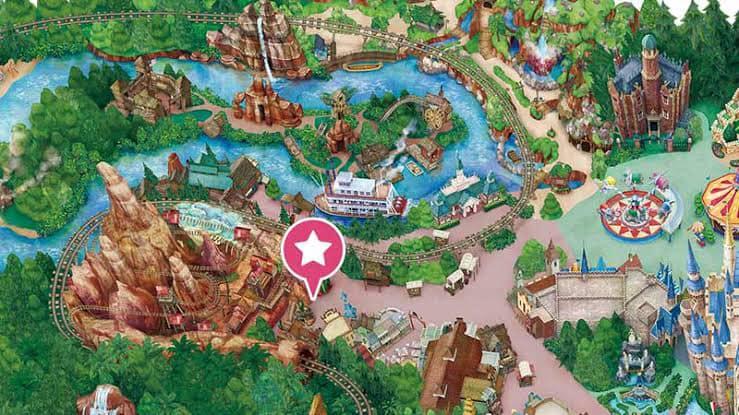 Conheça a área Westerland da Disneyland Tokyo 12