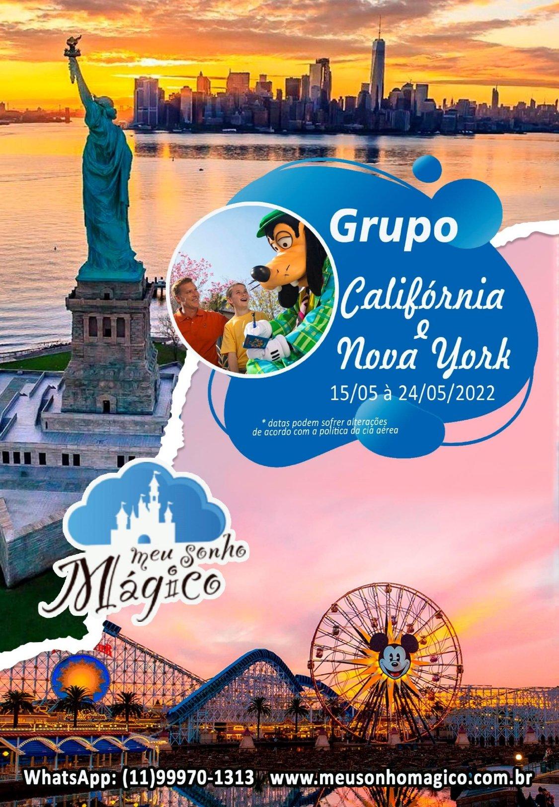 Grupo CALIFÓRNIA & NYC 2022 1