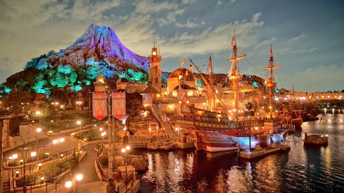 Explore o universo dos oceanos no Disney Tokyo Sea 20