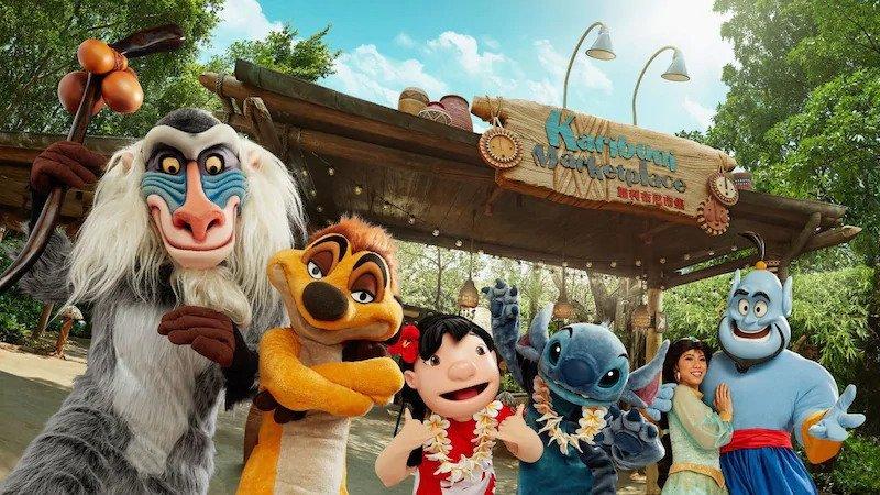 Conheça a Adventureland da Disneyland Hong Kong 34