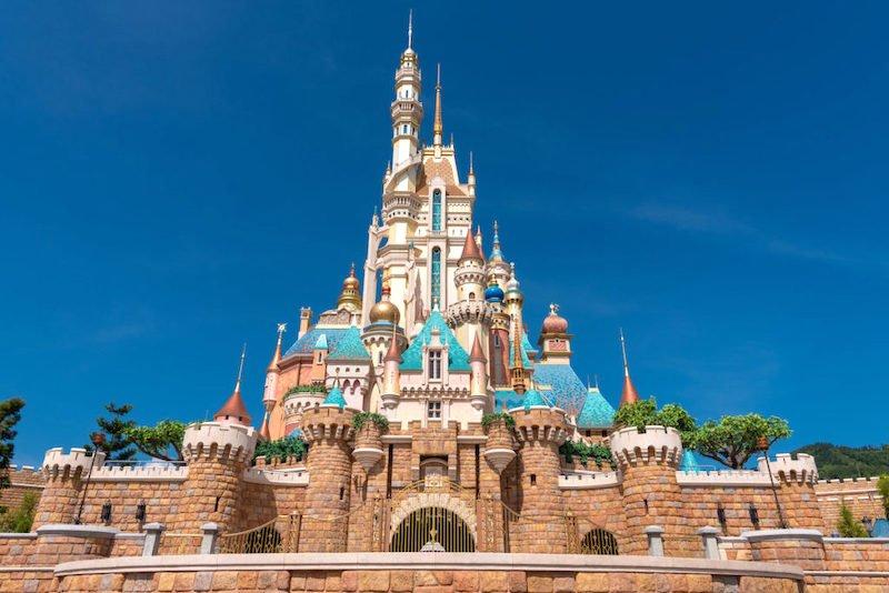 Conheça o maravilhoso Castelo Mágico dos Sonhos na Disneyland Hong Kong 44