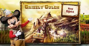 Conheça o velho oeste da Grizzly Gunch na Disneyland Hong Kong 38