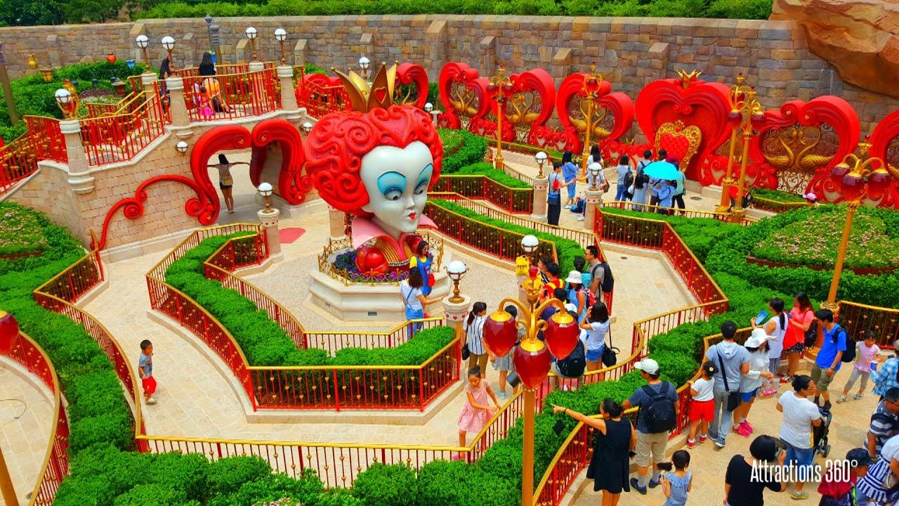 Conheça as atrações da Fantasyland na Disney Shanghai 14