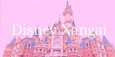 Disney Xangai