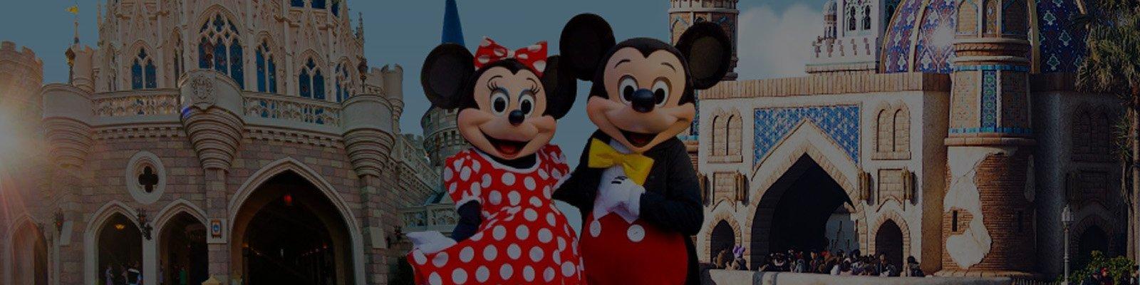 Viagens para Disney 4