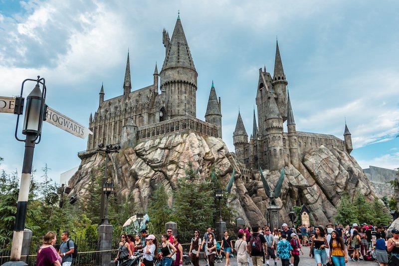 Conheça o Mundo Magico de Harry Potter na Universal de Holywood 6