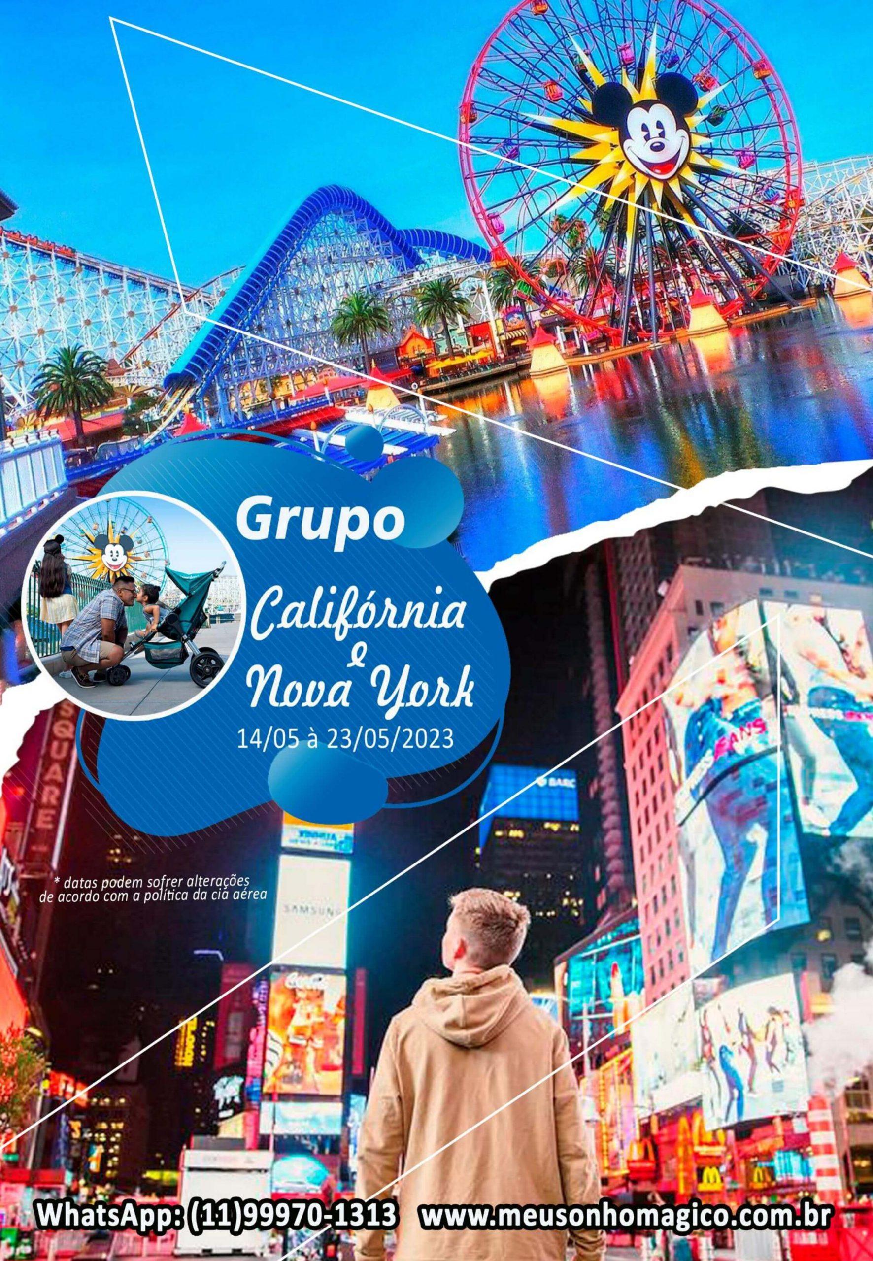 Grupo CALIFÓRNIA & NYC 2023 1