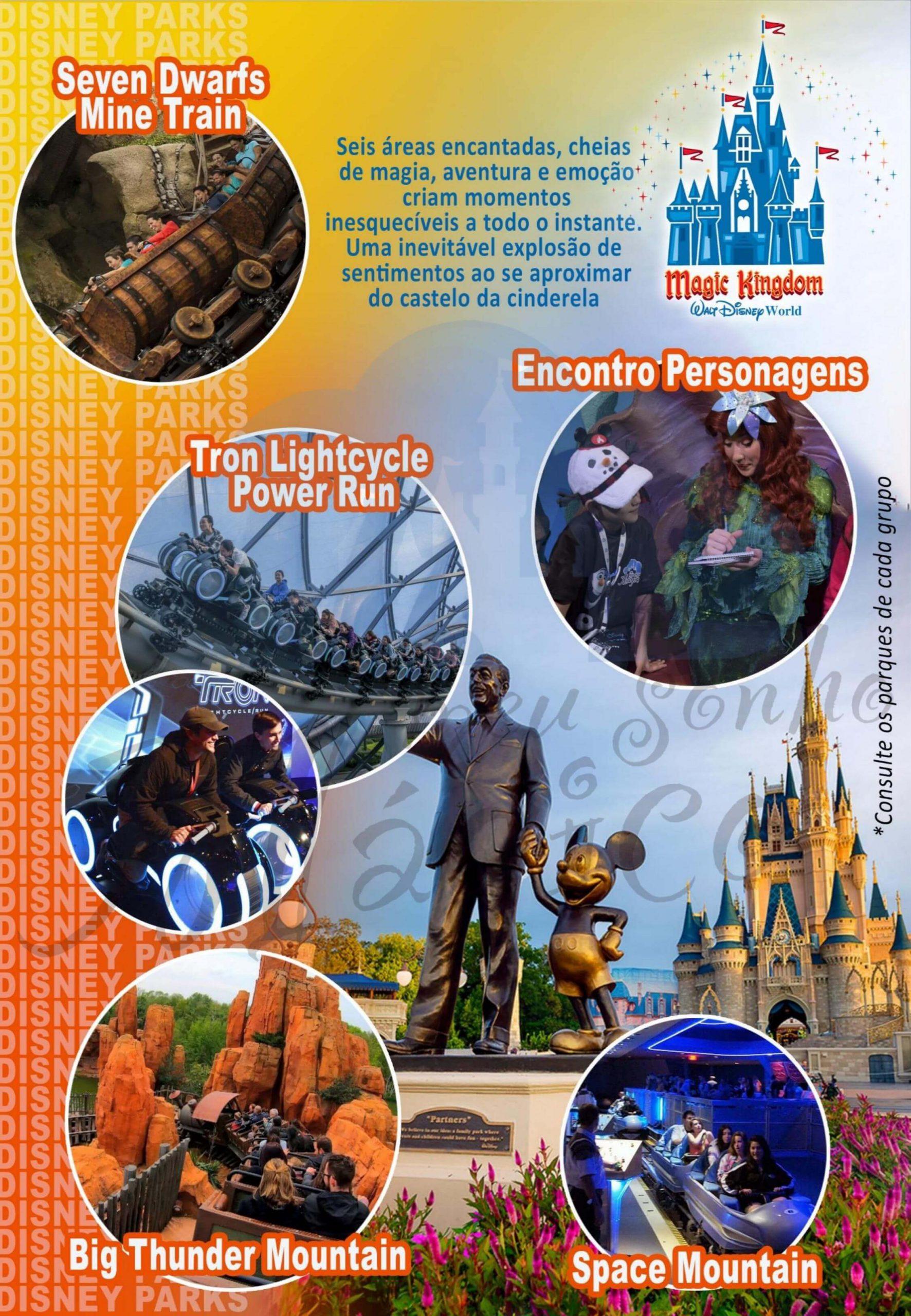 Grupo Teen Verão - Disney Julho 2023 8