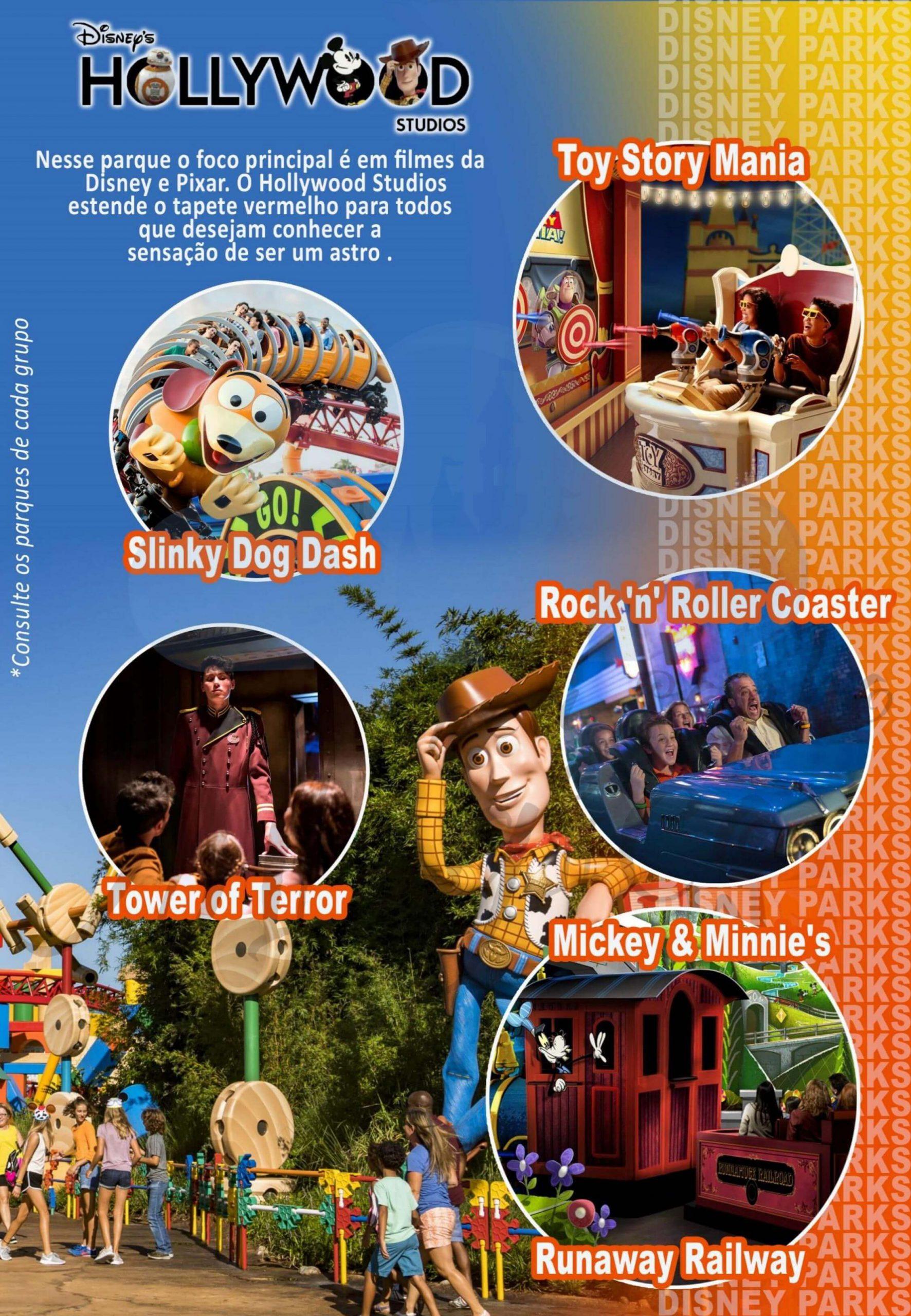 Grupo Teen Verão - Disney Julho 2023 3
