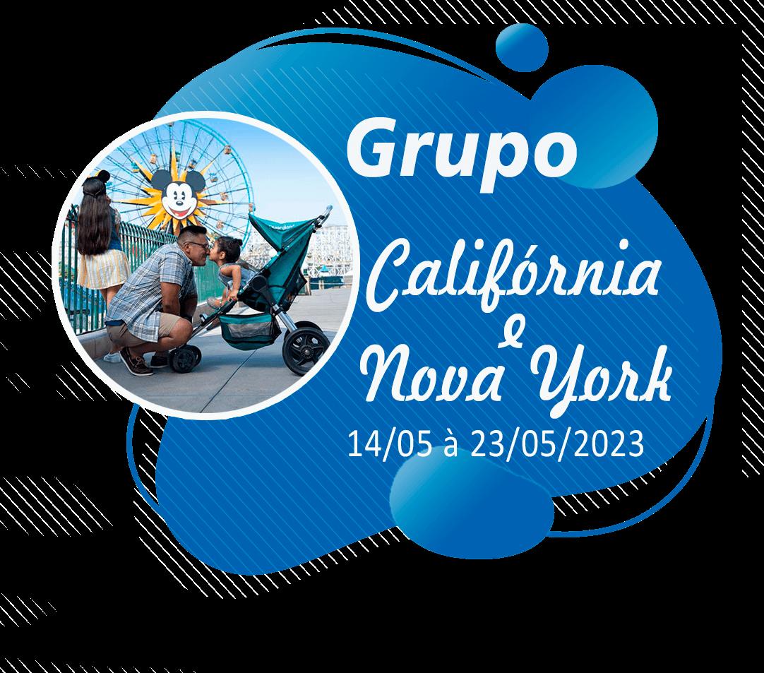 Grupo Califórnia Nova York – Maio 2023