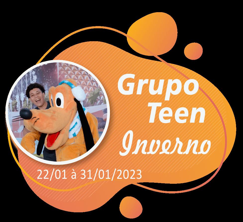 Grupo Teen Inverno – Orlando – Janeiro 2023